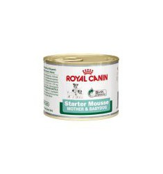 Pienso Royal Canin Starter Mousse 190 Grs
