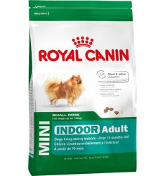 Pienso Royal Canin Mini Indoor Perro