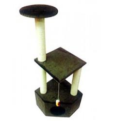 Rascador Piramide 2 Altura Para Gato