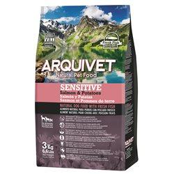 Pienso Arquivet Adult Sensitive Salmon Perro