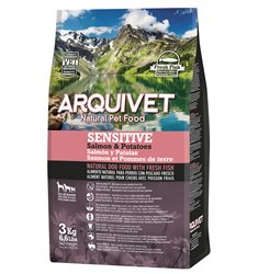 Pienso Arquivet Adult Sensitive Salmon Perro