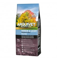 Pienso Arquivet Senior & Light