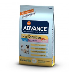 Pienso Advance Mini Sensitive Perro