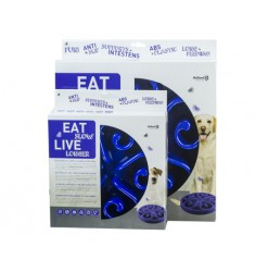 HOLLAND EAT SLOW LIVE LONGER ORIGINAL BLUE
