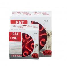 HOLLAND EAT SLOW LIVE LONGER ORIGINAL RED