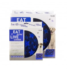 HOLLAND EAT SLOW LIVE LONGER STAR BLUE