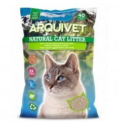 ARQUIVET NATURAL CAT LITTER 5LT