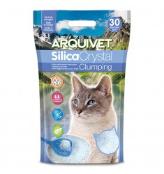ARQUIVET SILICACRYSTAL CLUMPING 3,8 L.