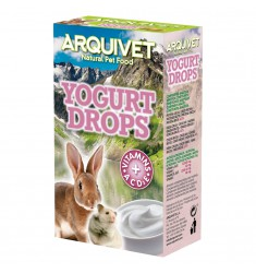 ARQUIVET DROPS ROEDORES 65GR