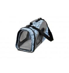 Bolso De Viaje Carry Bag Nylon, Azul 39 X 21 X 23 Cm, S
