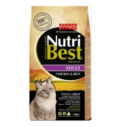 NUTRIBEST CAT ADULT CHICKEN&RICE