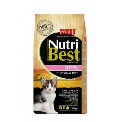 NUTRIBEST CAT KITTEN CHICKEN&RICE