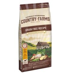 COUNTRY FARMS GRAIN FREE POLLO