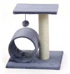 Rascador Para Gato Beetle Gris 38 X 38 X 40 Cm