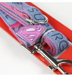 Supergirl Correa Perro