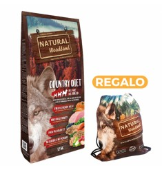 Natural Woodland Country diet