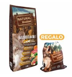 Natural Woodland Wild Iberian Diet