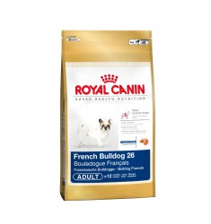 Pienso Royal Canin Bulldog Frances Perro