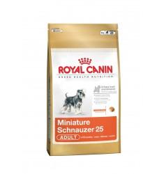 Pienso Royal Canin Schnauzer Miniatura 25 Perro