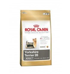 Pienso Royal Canin Yorkshire Terrier 28 Perro