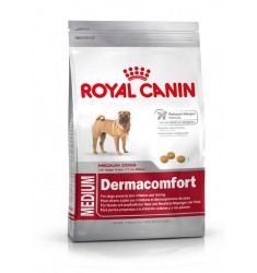 Pienso Royal Canin Medium Dermaconfort Perro