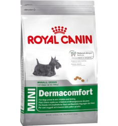 Pienso Royal Canin Mini Dermaconfort Perro
