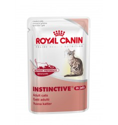 Pienso Royal Canin Instinctive 12 Jelly Gato