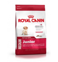 Pienso Royal Canin Medium Junior Perro