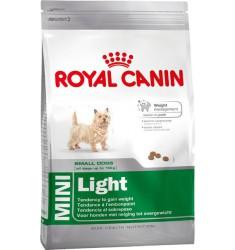 Pienso Royal Canin Mini Light Perro