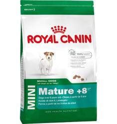 Pienso Royal Canin Mini Mature 8 Perro