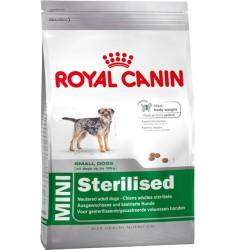 Pienso Royal Canin Mini Sterilised Perro