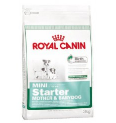 Pienso Royal Canin Mini Starter Perro