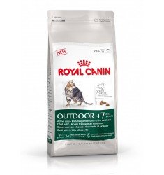 Pienso Royal Canin Outdoor +7 Gato